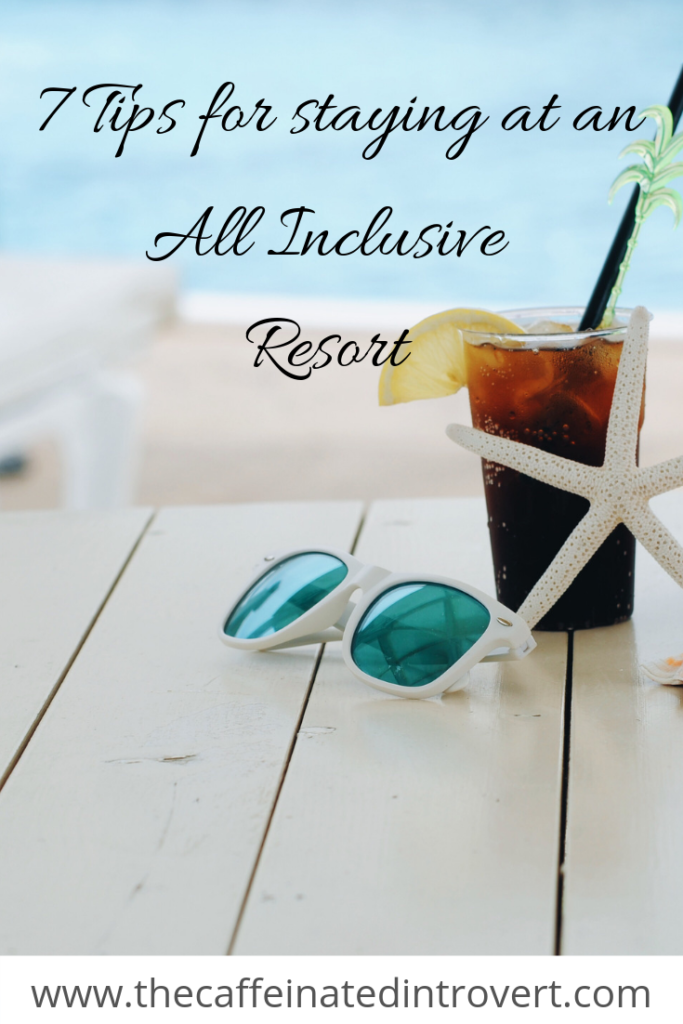 Beach fun with sunglass and a drink