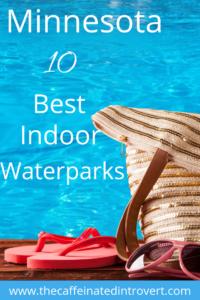 pool, summer bag and flip flop