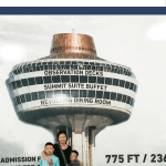 Family in Niagara Falls