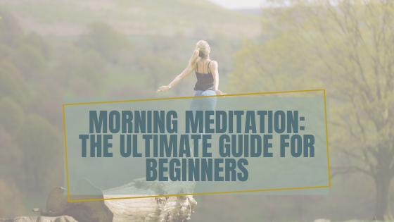 Morning Meditation Feature image