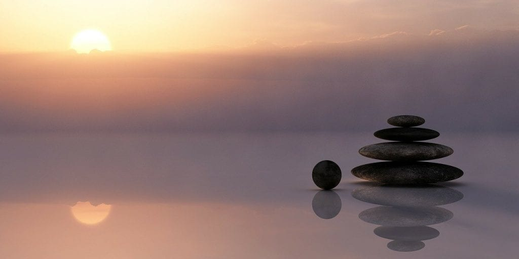 time for morning meditation
